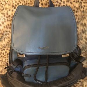 Kors leather backpack